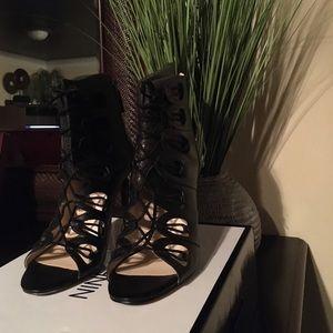 Nine West Shoes - Nine West NWLeslie Black Heels